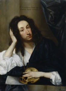 John Evelyn by Robert Walker, oil on canvas, 1648