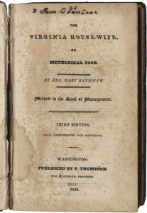 Third edition, prepared by Randolph the year of her death, at age 65