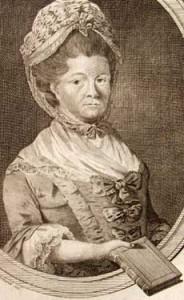 Elizabeth Raffald by Morland