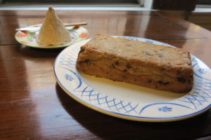 Madame Salisbury's Plum Pudding