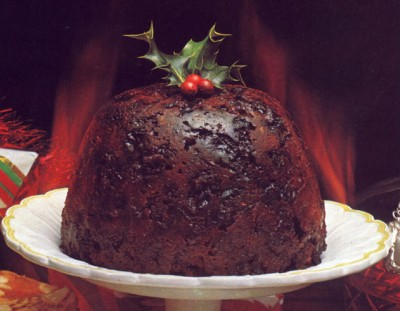 Plum Pudding, or Christmas Pudding
